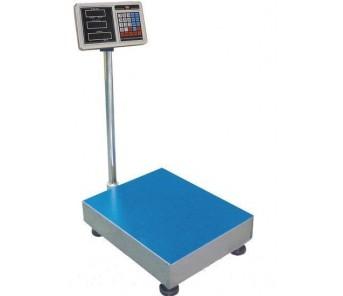 Весы торговые электронные 60/150/300кг  DOMATEC  Гарантия 1 год.