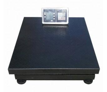 Весы товарные электронные TCS-600кг. Размер платформы 600*800мм.