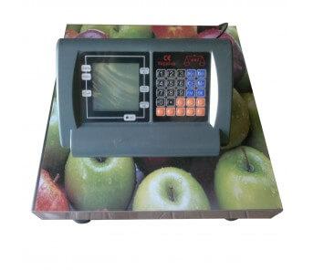 Весы товарные электронные TCS-300кг.Размер платформы 40х50см.