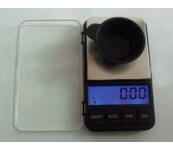 Ювелирные электронные весы до 200г с чашкой