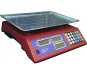 Электронные торговые весы F902H-35ЖК до 35 кг