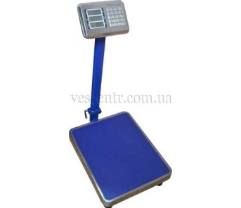 Весы товарные FS405L-60/150/300кг. Размер платформы 400*500