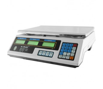 Весы торговые  электронные  50кг  A-PLUS  Цена-580грн.  Гарантия 1 год.