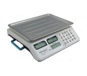 Весы торговые электронные Opera с металлическими кнопками Цена-680грн. Гарантия 1 год!